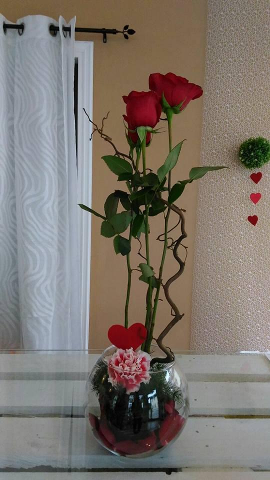 composizioni san valentino