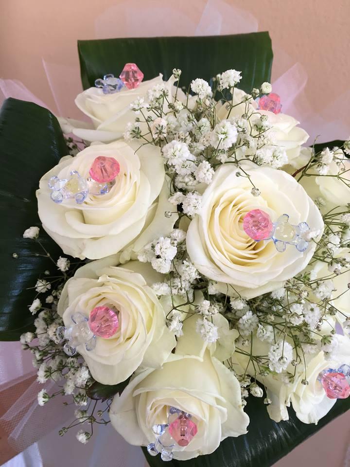 fiori con orsetti