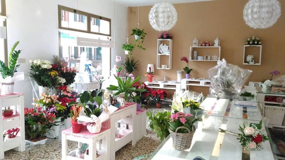 i fiori del negozio
